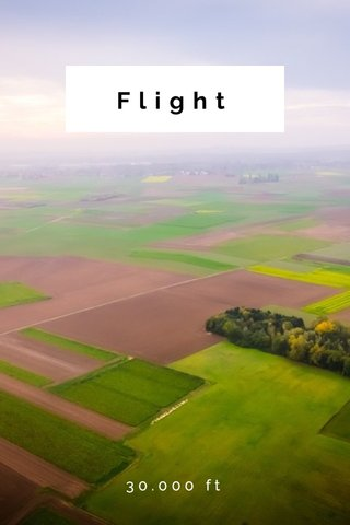 Flight 30.000 ft