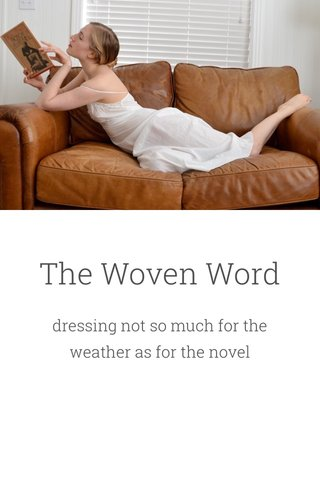 The Woven Word
