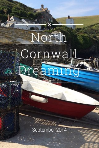 North Cornwall Dreaming September 2014