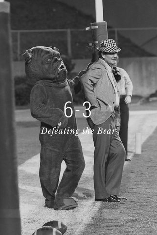 6-3 Defeating the Bear