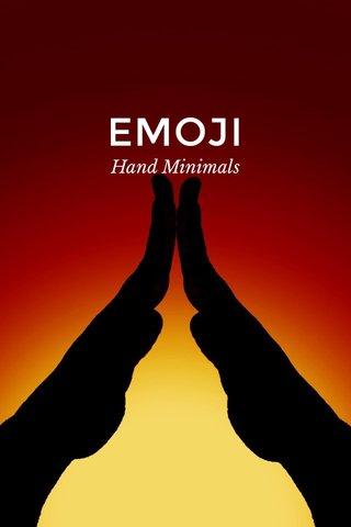 EMOJI Hand Minimals