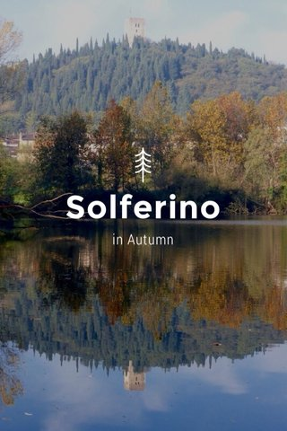 Solferino in Autumn