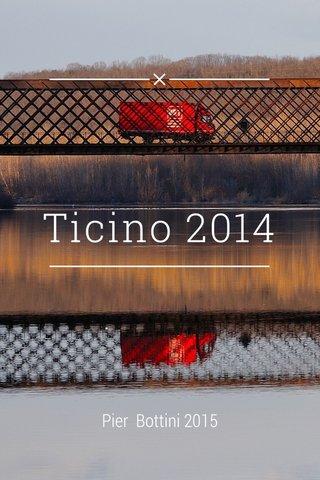 Ticino 2014 Pier Bottini 2015