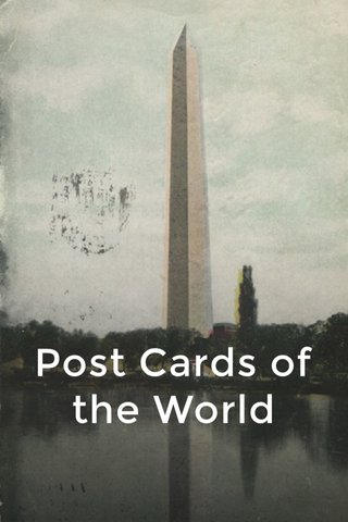 Post Cards of the World
