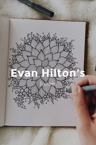 Evan Hilton's Doodles