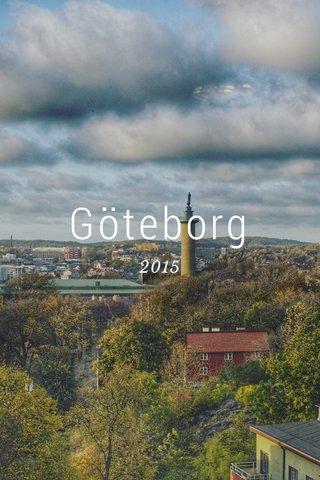 Göteborg 2015