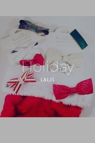 Holiday L&L15