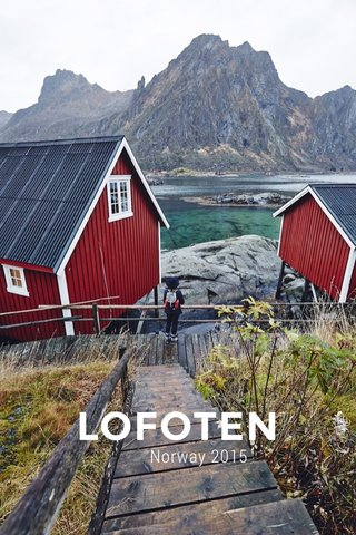 LOFOTEN Norway 2015