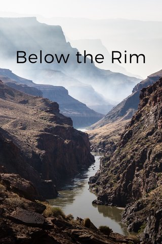 Below the Rim