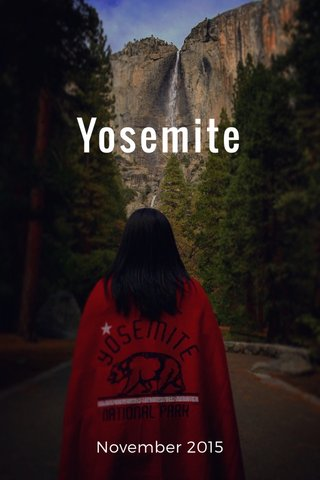 Yosemite November 2015