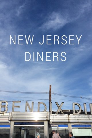 NEW JERSEY DINERS