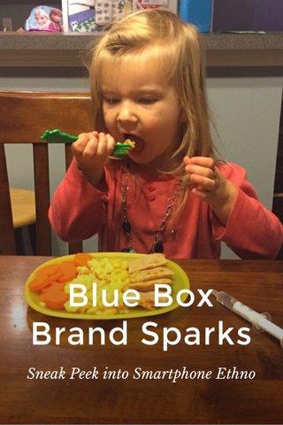 Blue Box Brand Sparks Sneak Peek into Smartphone Ethno