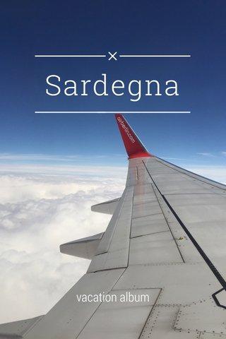 Sardegna vacation album