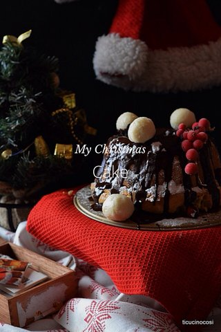 Cake My Christmas