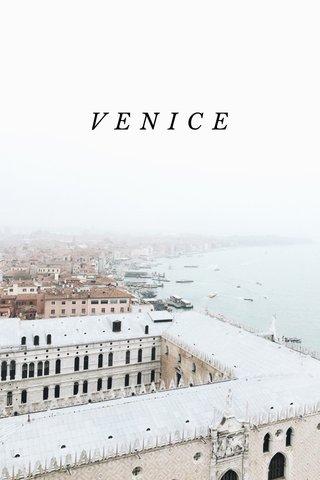 VENICE #city #cityguide #creative #stelleritalia #love #goexplore #travel
