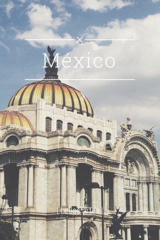 México | bellas artes |