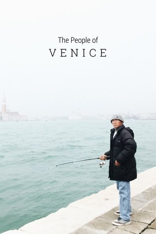 VENICE The People of