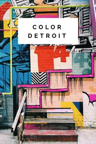 COLOR DETROIT