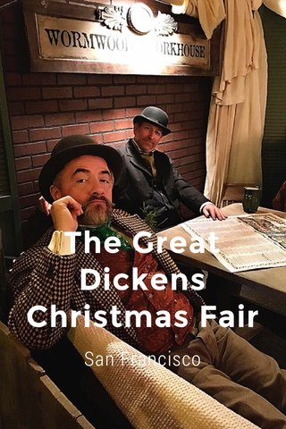 The Great Dickens Christmas Fair San Francisco