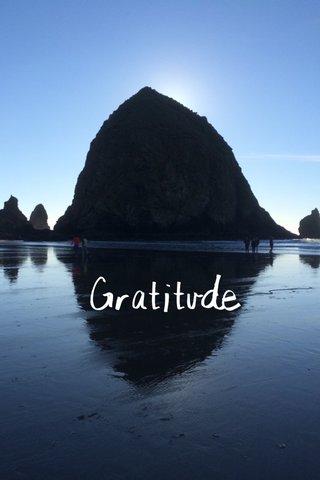 Gratitude #movember