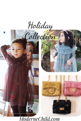 Holiday Collection ModerneChild.com