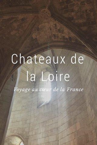 Chateaux de la Loire Voyage au cœur de la France