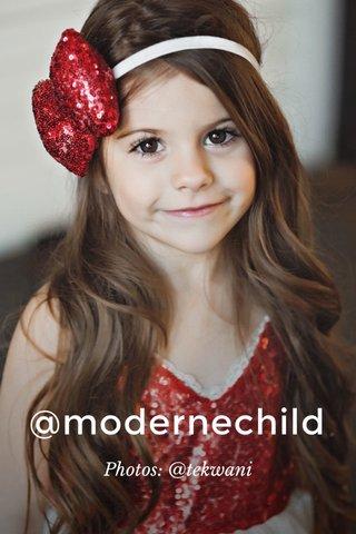 @modernechild Photos: @tekwani