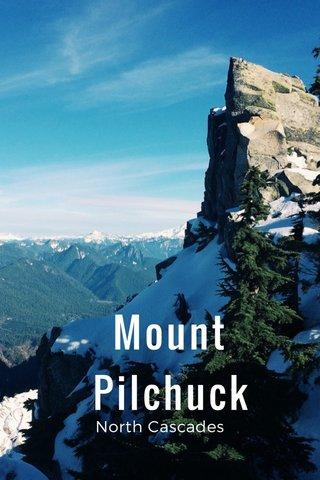 Mount Pilchuck North Cascades