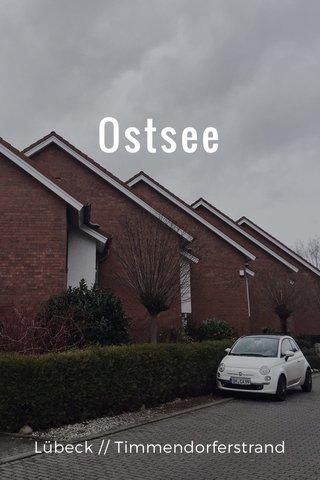 Ostsee Lübeck // Timmendorferstrand