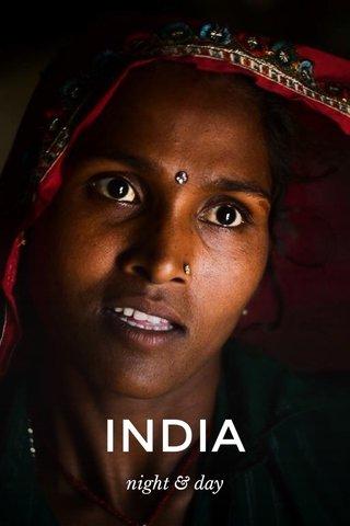 INDIA night & day
