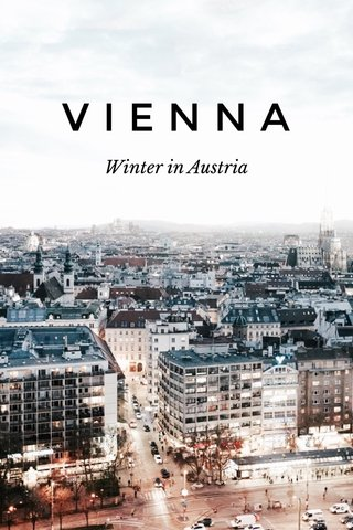 VIENNA Winter in Austria