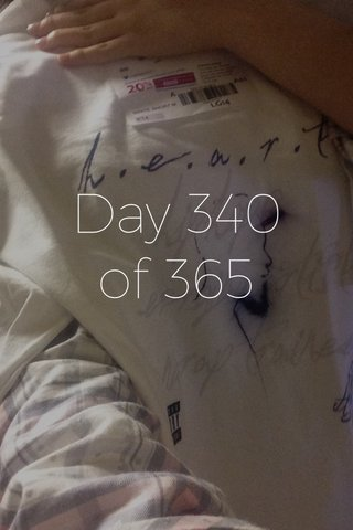 Day 340 of 365
