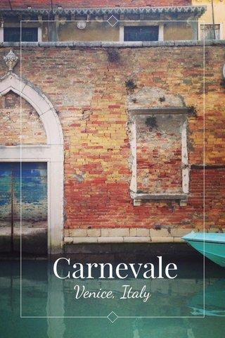 Carnevale Venice, Italy