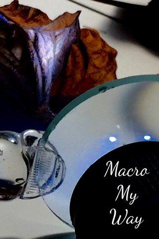 Macro My Way