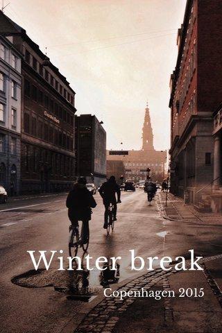 Winter break Copenhagen 2015