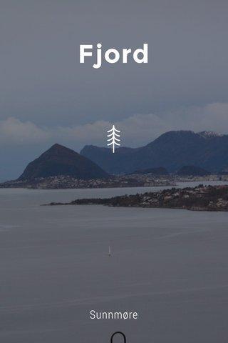 Fjord Sunnmøre