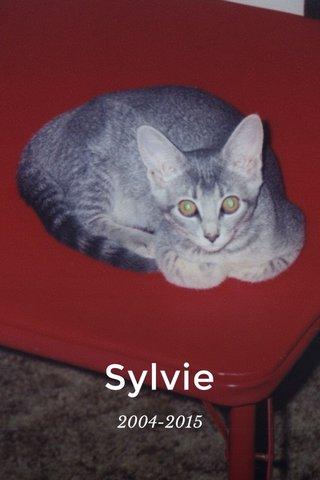 Sylvie 2004-2015