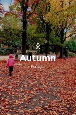 Autumn Portugal