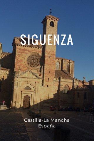 SIGUENZA Castilla-La Mancha España
