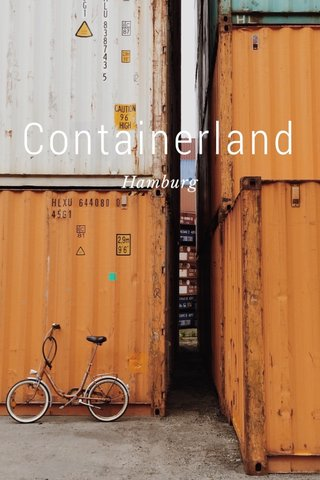 Containerland Hamburg
