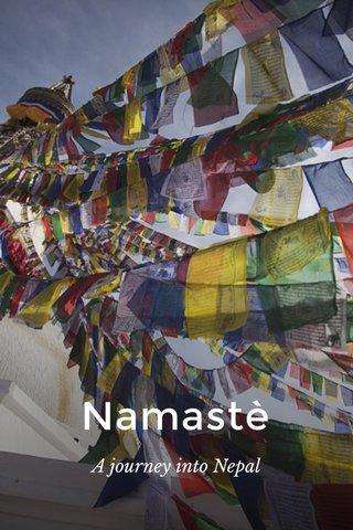 Namastè A journey into Nepal