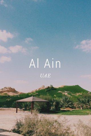Al Ain UAE