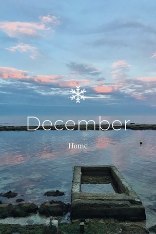 December Home