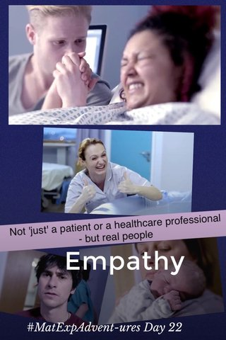 Empathy #MatExpAdvent-ures Day 22