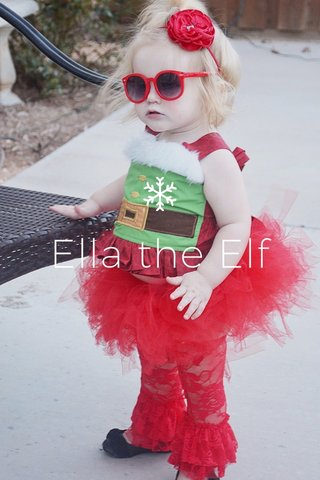 Ella the Elf