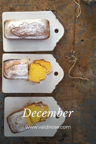 December www.valdirose.com