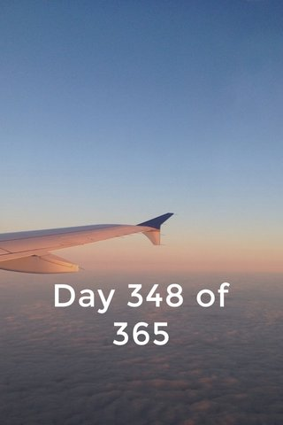 Day 348 of 365