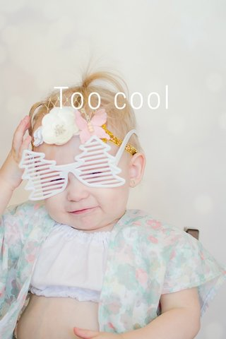 Too cool