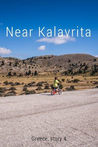 Near Kalavrita Greece, story 4
