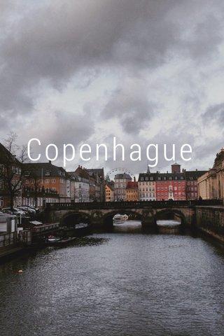 Copenhague Un viaje interior